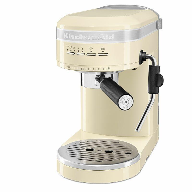 Кофеварка эспрессо Artisan KitchenAid 5KES6503EAC - Автоматические кофемашины премиум класса купить в интернет-магазине Premium-BT в Москве